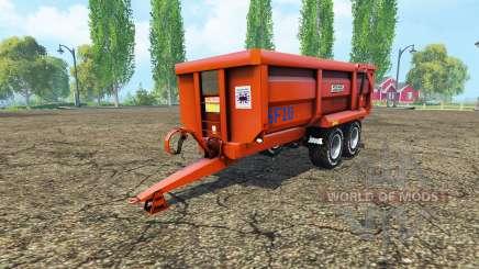 Richard Weston SF10 para Farming Simulator 2015