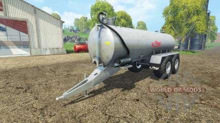 Fliegl VFW 25000 para Farming Simulator 2015