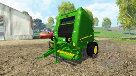 John Deere 864 Premium v3.0 para Farming Simulator 2015