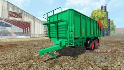 Aguas-Tenias TAT22 v3.0 para Farming Simulator 2015