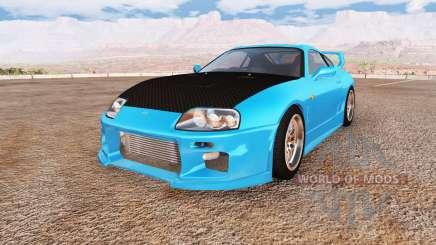 Toyota Supra para BeamNG Drive