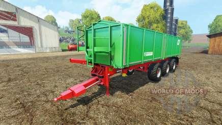 Kroger TKD 3024 para Farming Simulator 2015