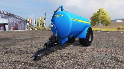 Fleming ST2000 para Farming Simulator 2013