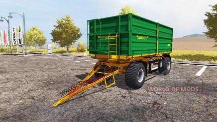 Fuhrmann FF v3.0 para Farming Simulator 2013