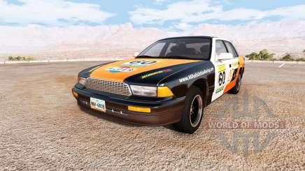 Gavril Grand Marshall racing custom v0.6.6 para BeamNG Drive