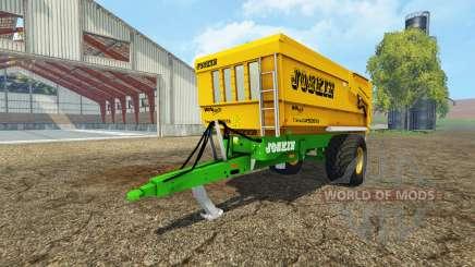 JOSKIN Trans-CAP 5000-14 para Farming Simulator 2015