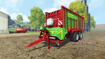 Strautmann Tera-Vitesse CFS 4601 DO v1.1 para Farming Simulator 2015