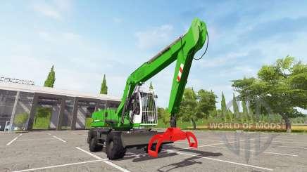 Liebherr A900C v2.0 para Farming Simulator 2017