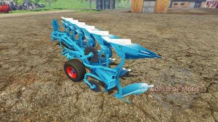 Lemken Juwel 8 para Farming Simulator 2015