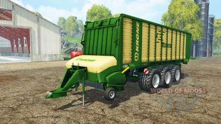 Krone ZX 550 GD para Farming Simulator 2015