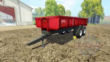 Teko 15T v1.05 para Farming Simulator 2015