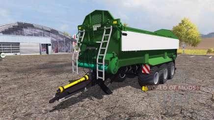 Krampe Bandit 800 v2.1 para Farming Simulator 2013