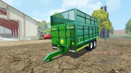 Broughan 18F v1.1 para Farming Simulator 2015