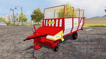 POTTINGER EuroBoss 330 T para Farming Simulator 2013