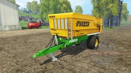 JOSKIN Trans-CAP 5000-14 v1.1 para Farming Simulator 2015
