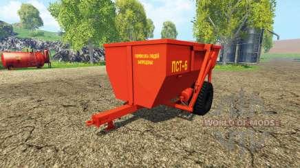 PST 6 para Farming Simulator 2015