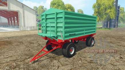 Lomma ZDK 1802 para Farming Simulator 2015