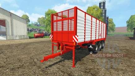 ANNABURGER HTS 29.06 v1.1 para Farming Simulator 2015