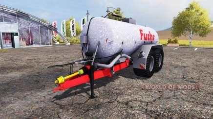 Fuchs liquid manure tank para Farming Simulator 2013
