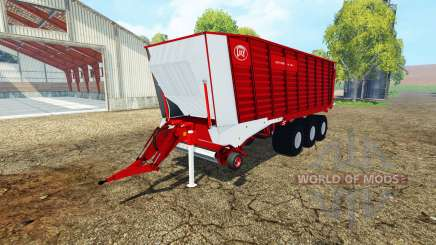 Lely Tigo XR 100D v3.0 para Farming Simulator 2015