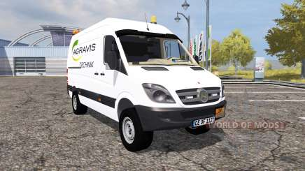 Mercedes-Benz Sprinter 311 CDI (Br.906) Agravis para Farming Simulator 2013