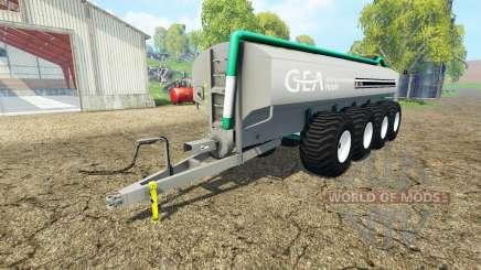 GEA Houle 7900 para Farming Simulator 2015
