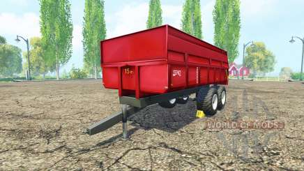Teko 15T para Farming Simulator 2015