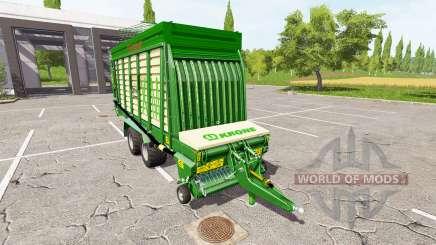 Krone MX 350 GL para Farming Simulator 2017