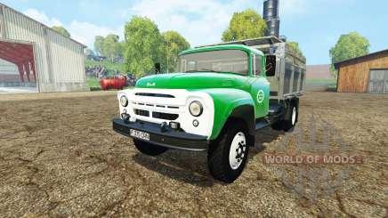 ZIL MMZ 555 v3.0 para Farming Simulator 2015