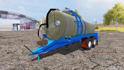 Fortschritt HTS 100.27 v2.1 para Farming Simulator 2013