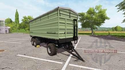 Casella para Farming Simulator 2017