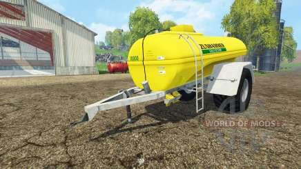 Zunhammer TS 10000 KE para Farming Simulator 2015