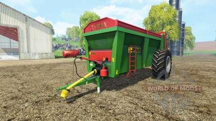 Gyrax EBMX 155 para Farming Simulator 2015