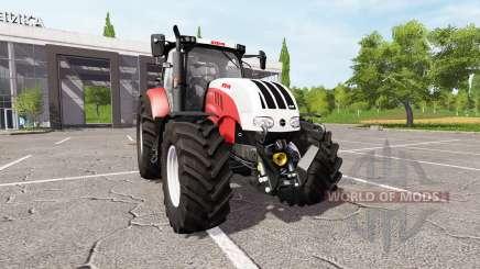 Steyr 6180 CVT para Farming Simulator 2017