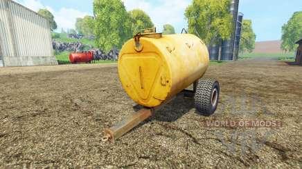 EL VUO 3A para Farming Simulator 2015