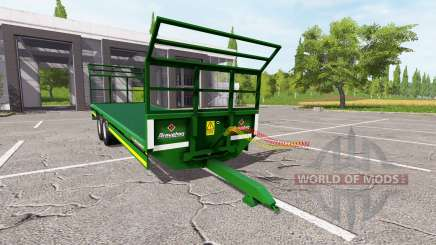Broughan 28Ft autoload para Farming Simulator 2017