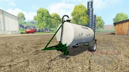 Glaser 3100l para Farming Simulator 2015
