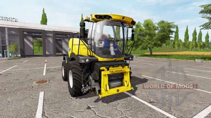 New Holland FR850 v1.5 para Farming Simulator 2017