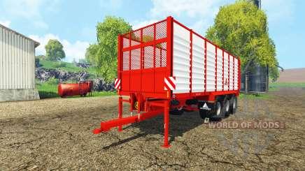ANNABURGER HTS 29.06 para Farming Simulator 2015
