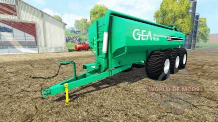 GEA Houle 6100 para Farming Simulator 2015
