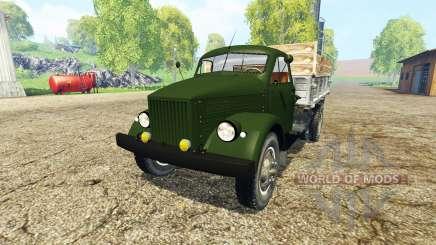 GAZ 51A para Farming Simulator 2015