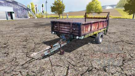 Manure spreader para Farming Simulator 2013