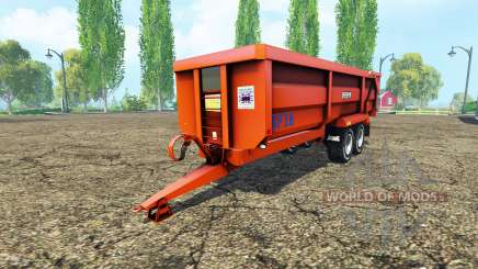 Richard Weston SF16 para Farming Simulator 2015