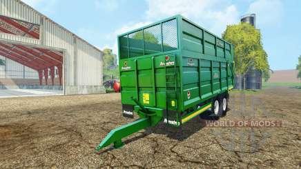 Broughan 18F para Farming Simulator 2015