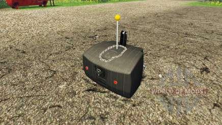 Weight Sonstige para Farming Simulator 2015