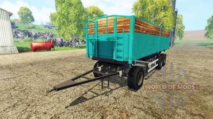 Kempf 24T para Farming Simulator 2015