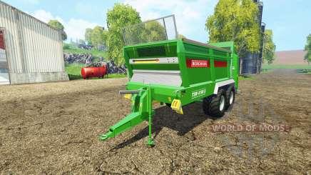 BERGMANN TSW 4190 S v2.0 para Farming Simulator 2015