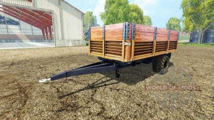 Tipper tractor trailer para Farming Simulator 2015