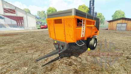 Dezeure D10T v2.1 para Farming Simulator 2015