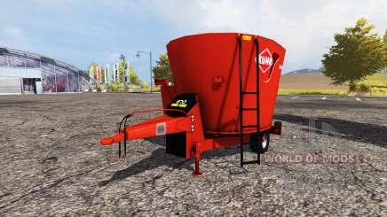 Kuhn Euromix I para Farming Simulator 2013